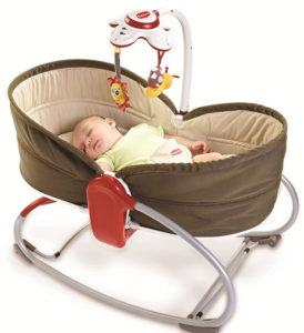 test tiny love rocker napper 3 en 1