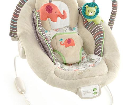 transat comfort harmony cradling bouncer
