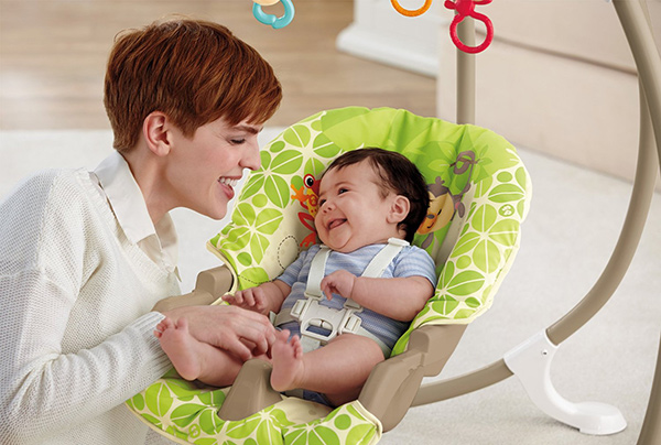 avis balancelle amis de la jungle fisher price