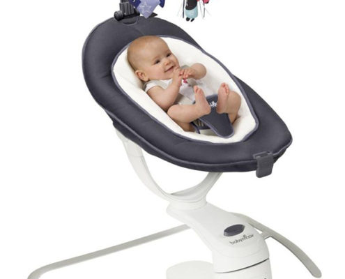 balancelle bebe swoon motion babymoov