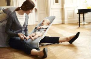 utilité d'un transat bébé