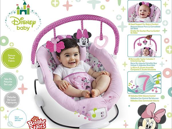 avis transat minnie garden mouse disney baby