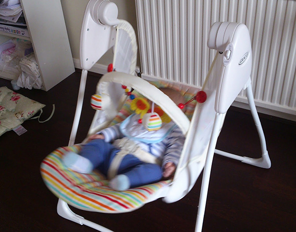 avis balancelle baby delight