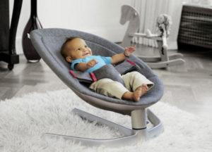 Acheter un transat bébé chez Amazon