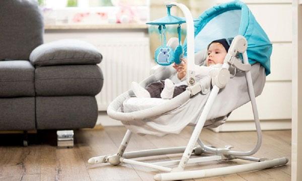 où mettre le bébé après le transat